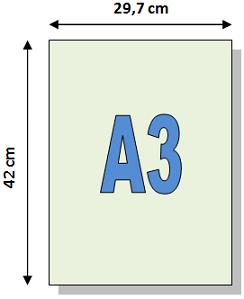 Format A 3